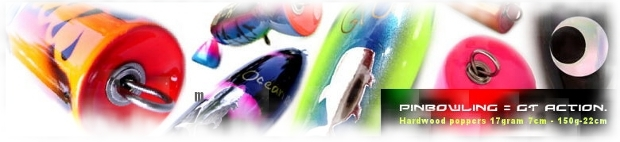 Maniac Big Game Saltwater Lures homepage graphic